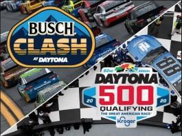 NASCAR Busch Clash at Daytona