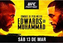 UFC 187 Edwards vs Muhammad