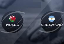 Argentina vs Wales