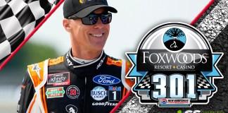 NASCAR Foxwoods Resort Casino 301