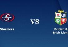 Stormers vs British & Irish Lions