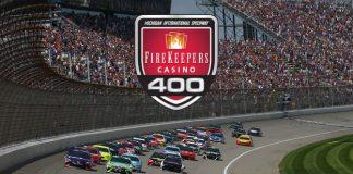 NASCAR FireKeepers Casino 400