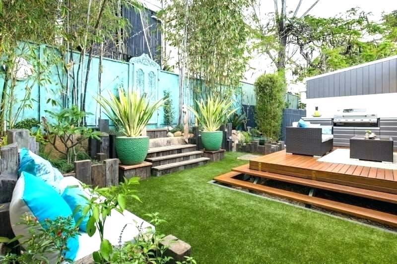 jardin idee deco terrasse jardin