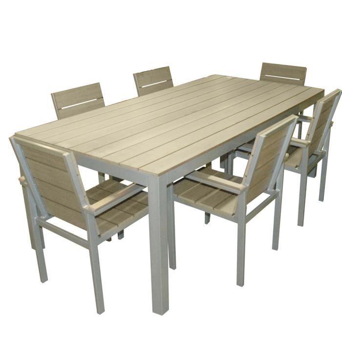 concepteurs artistiques chaise en bois
