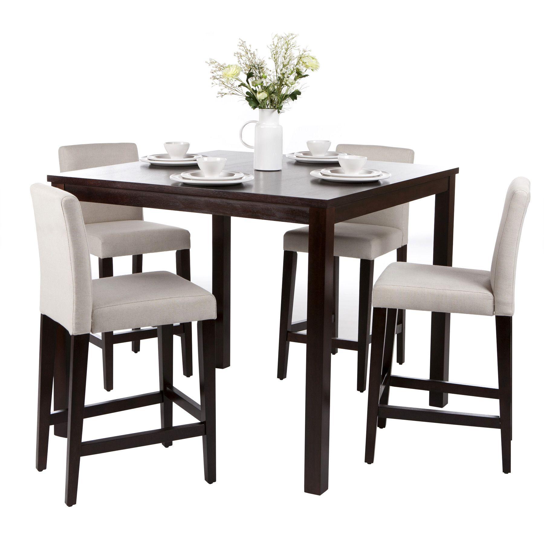 beau table et chaise de cuisine but