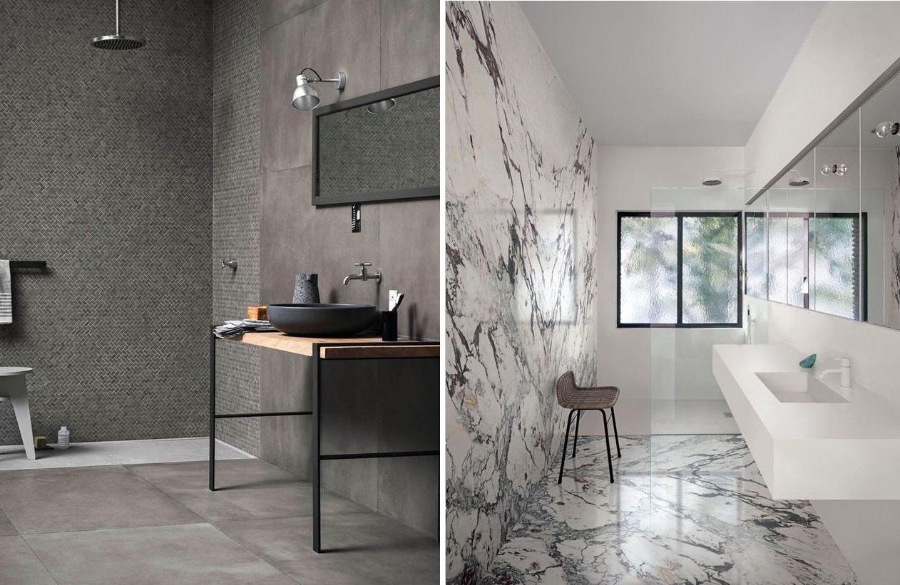 Salle De Bain Design 30 Idees Pour Trouver Des Idees Et L Avec Meuble Vasque Design Italien Idees Conception Jardin Idees Conception Jardin