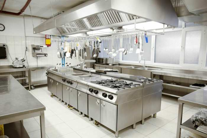 Kitchen Cleaning Services | Commercial Kitchen Cleaning | Free Quotes :