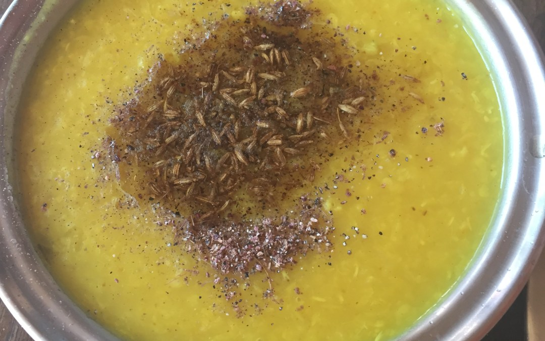 Kitchari for Spring Cleansing
