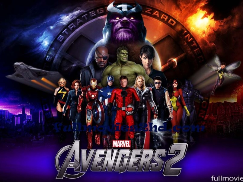 Avengers 2: Age of Ultron 2015 Movie Free Download