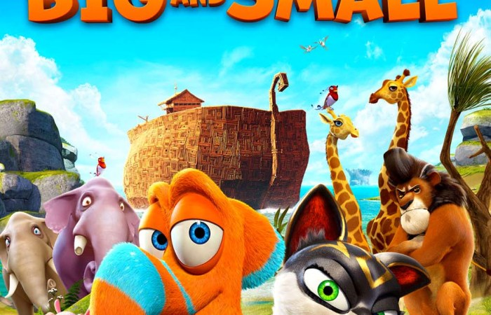 All Creatures Big And Small (Ooops! Noah is Gone) 2015 Movie Free Download