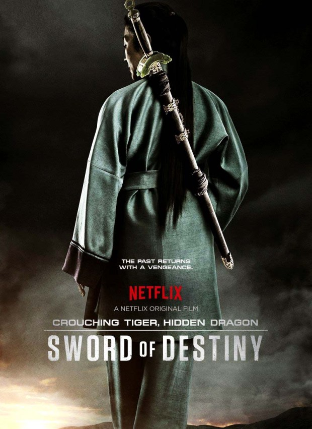 Crouching Tiger, Hidden Dragon: Sword of Destiny 2016 Movie Watch Online Free