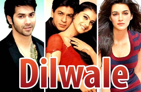Dilwale 2015 Hindi 720p WEBHD Movie Free Download