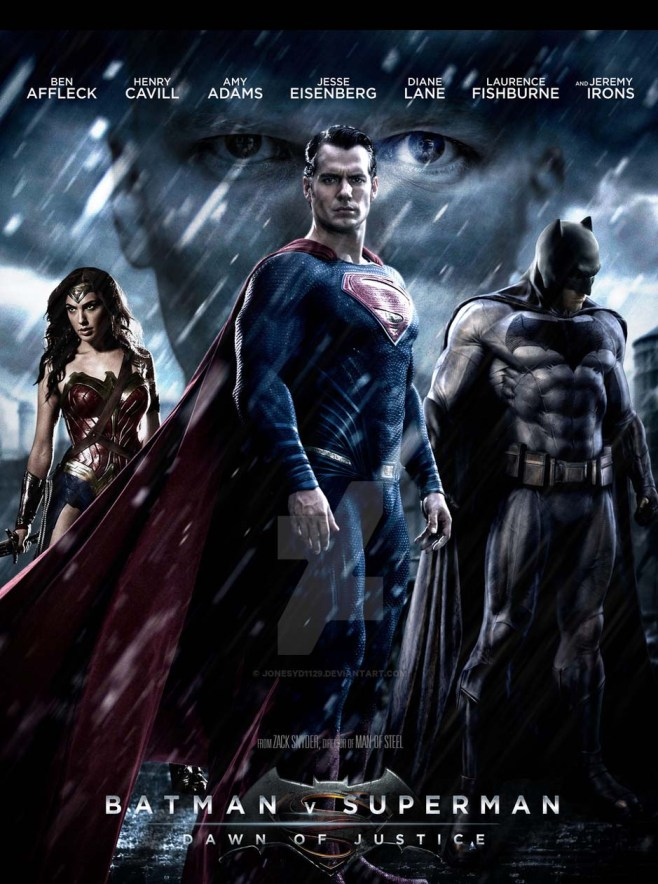 Batman v Superman: Dawn of Justice 2016 Movie Watch Online Free