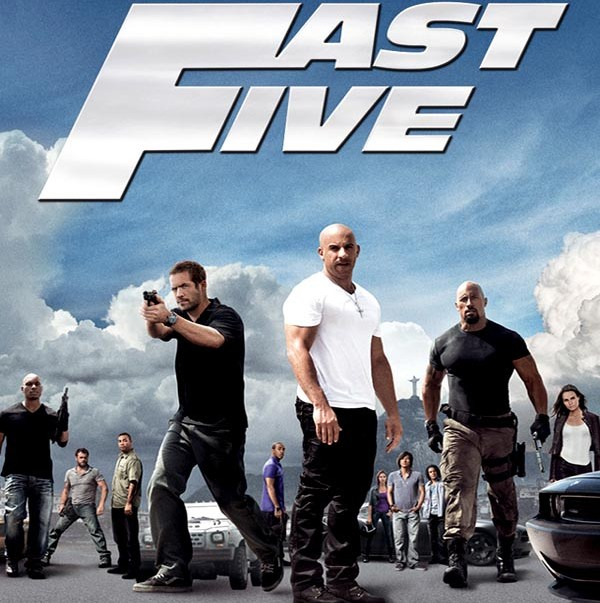 Fast Five 2011 Movie Free Download