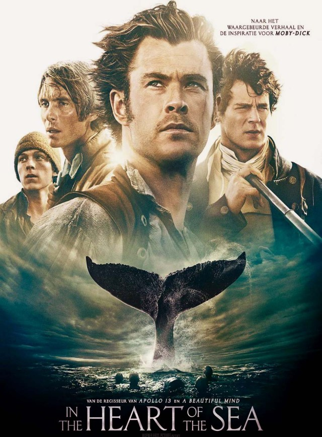 In the Heart of the Sea 2015 Movie Free Download