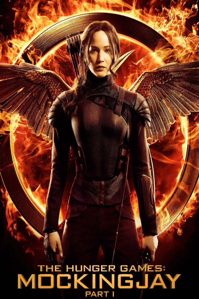 The Hunger Games: Mockingjay - Part 1 2014 Movie Free Download