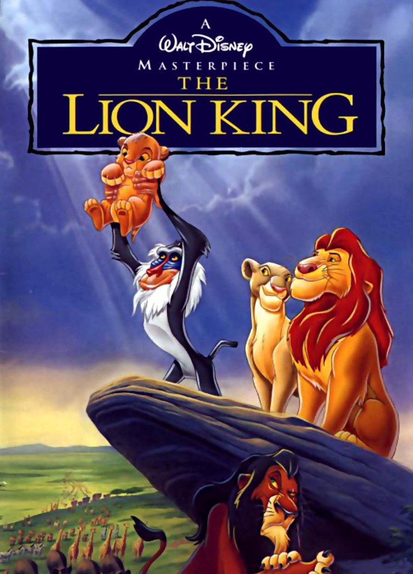 The Lion King 1994 Movie Free Download