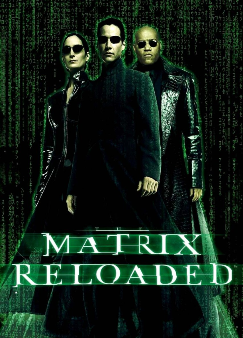 The Matrix Reloaded 2003 Movie Free Download