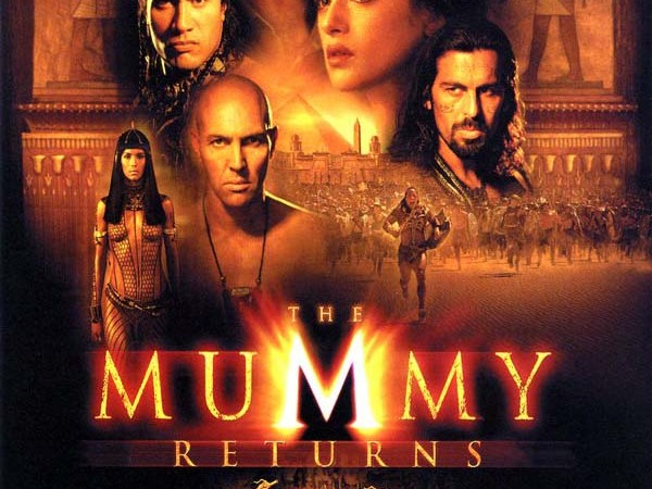 The Mummy Returns 2001 Movie Free Download