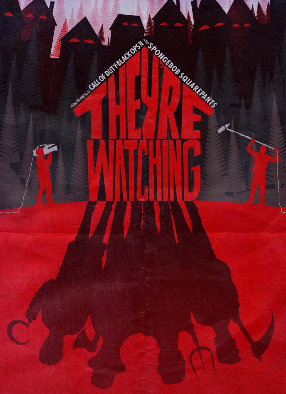 They're Watching 2016 Movie Watch Online Free