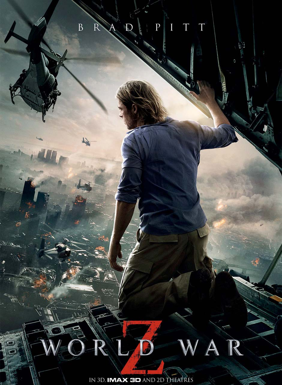 World War Z 2013 Movie Free Download