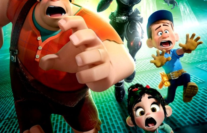 Wreck it Ralph 2012 Movie Free Download