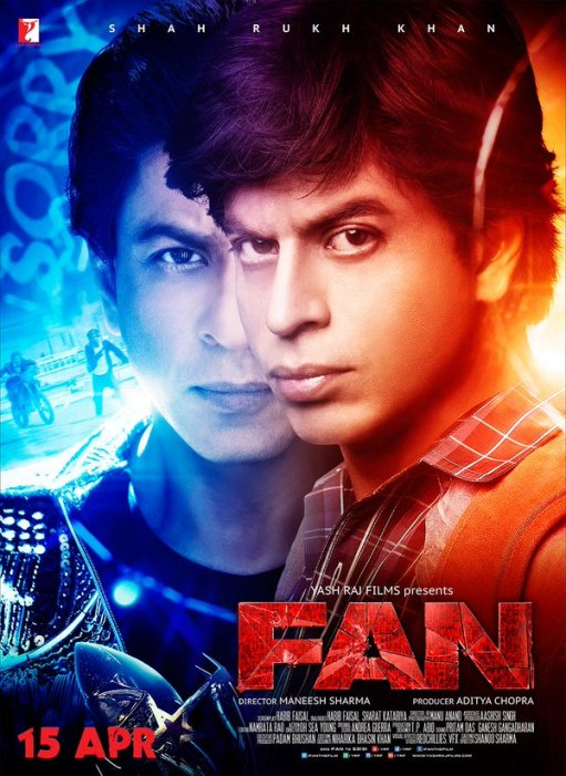 Fan 2016 Hindi Movie Free Download