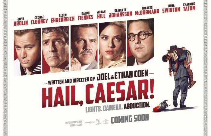 Hail, Caesar! 2016 Movie Free Download