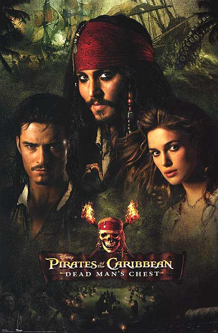 Pirates of the Caribbean: Dead Man's Chest 2006 Movie Free Download