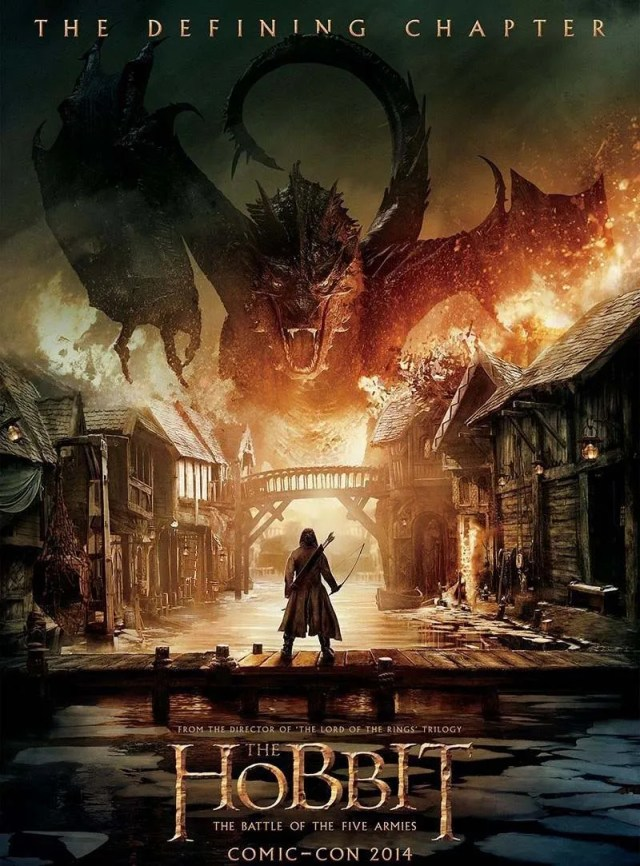 The Hobbit: The Battle of the Five Armies 2014 Movie Free Download