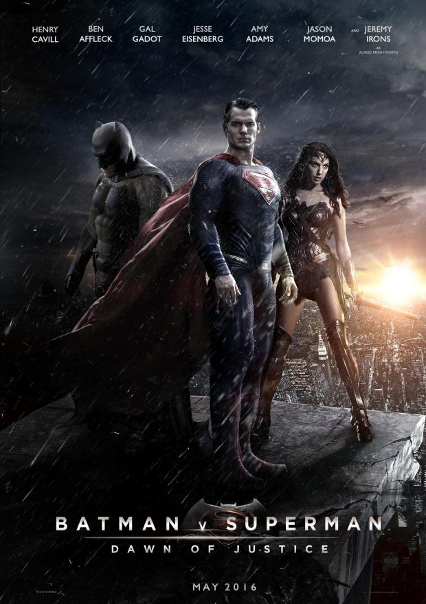 Batman vs Superman: Dawn of Justice 2016 Hindi Dubbed Movie Download