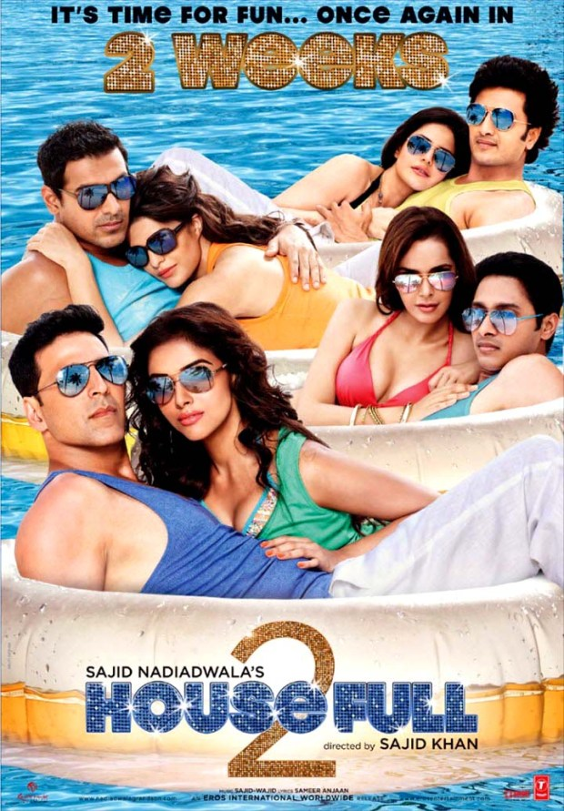 Housefull 2 (2012) Hindi Movie Free Download