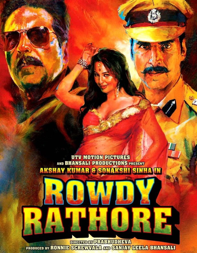 Rowdy Rathore (2012) Hindi Movie Free Download