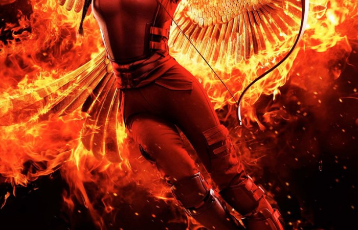 The Hunger Games Mockingjay Part 2 (2015) DvdRip Movie HD