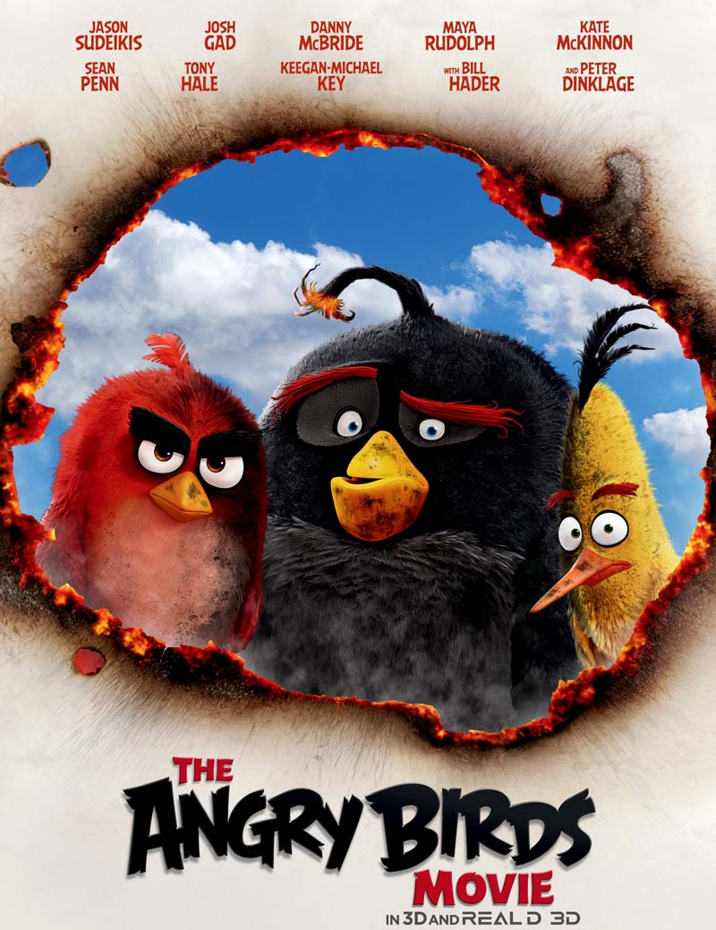 Angry Birds 2016 Hindi Dubbed Movie Free Download