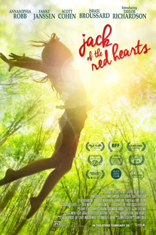 Jack of The Red Hearts 2015 Movie Free Download