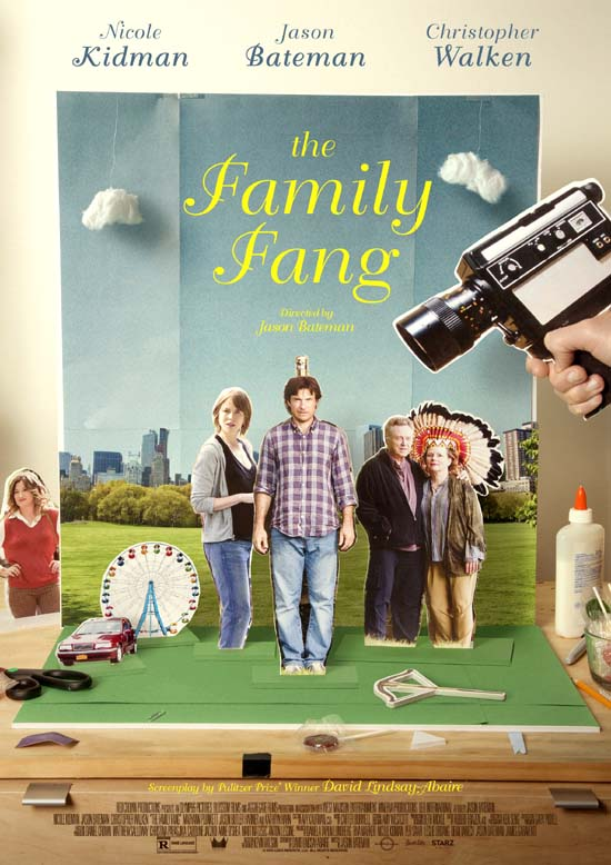 The Family Fang 2015 Movie Watch Online Free