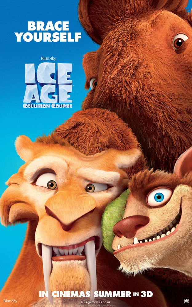 Ice Age: Collision Course 2016 Movie Free Download