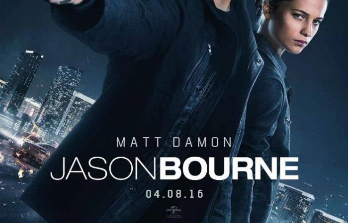Jason Bourne 2016 Movie Watch Online Free