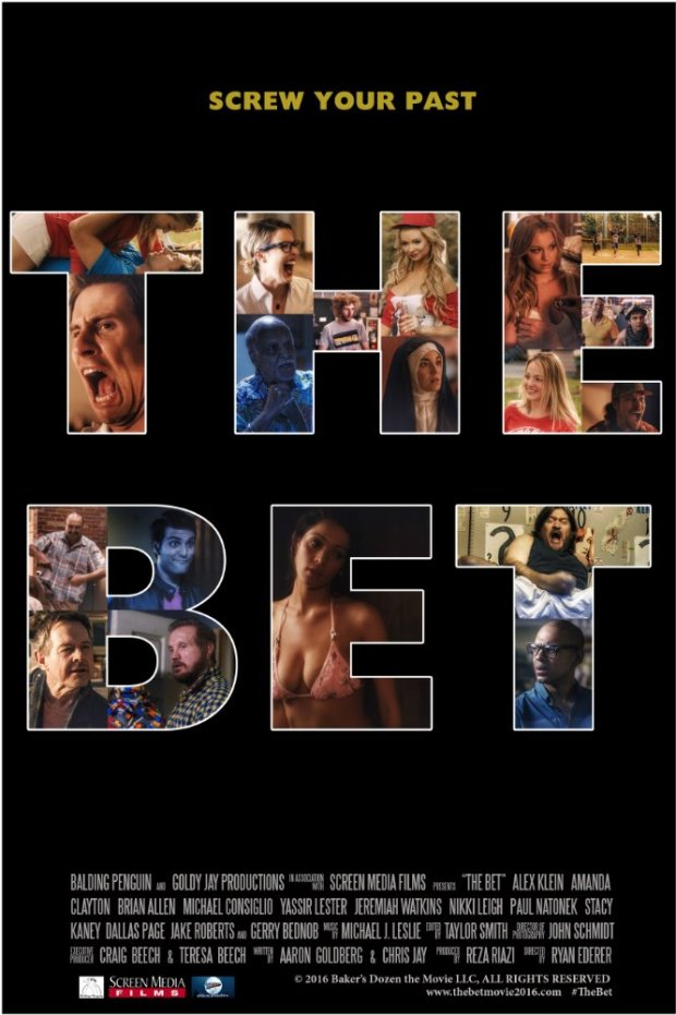 The Bet 2016 Movie Watch Online Free