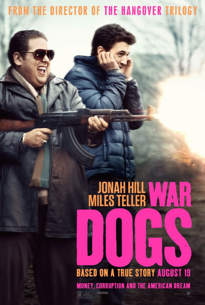 War Dogs 2016 Movie Watch Online Free