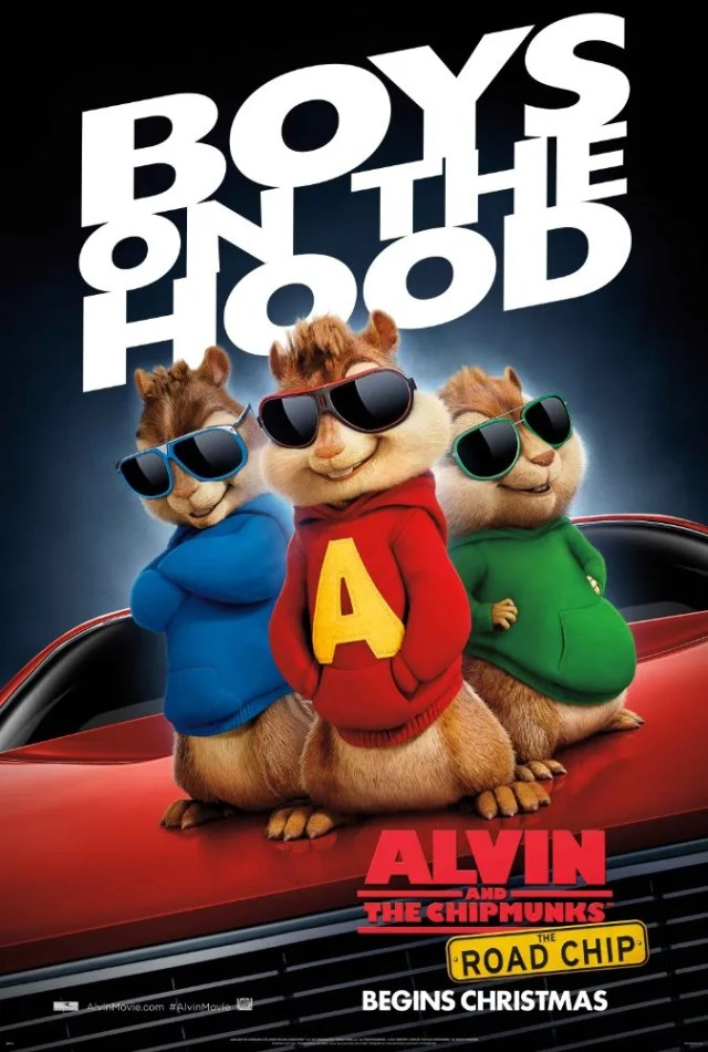 Alvin And The Chipmunks: The Road Chip 2015 Movie Free Download