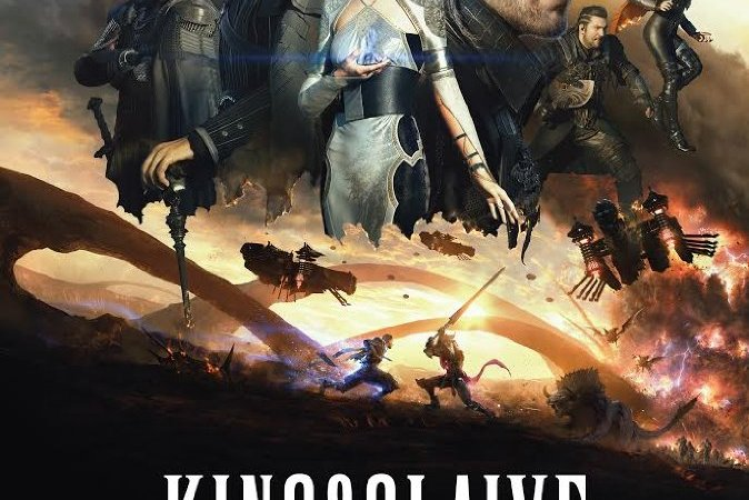 Kingsglaive: Final Fantasy XV 2016 Movie Free Download