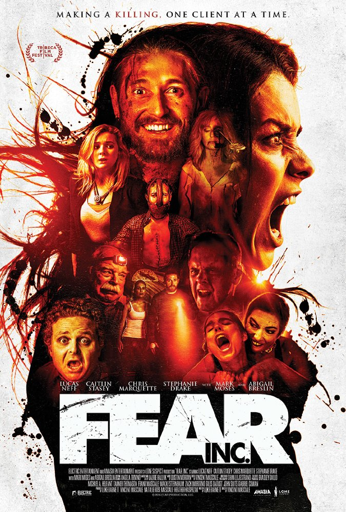 Fear, Inc. 2016 Movie Watch Online Free
