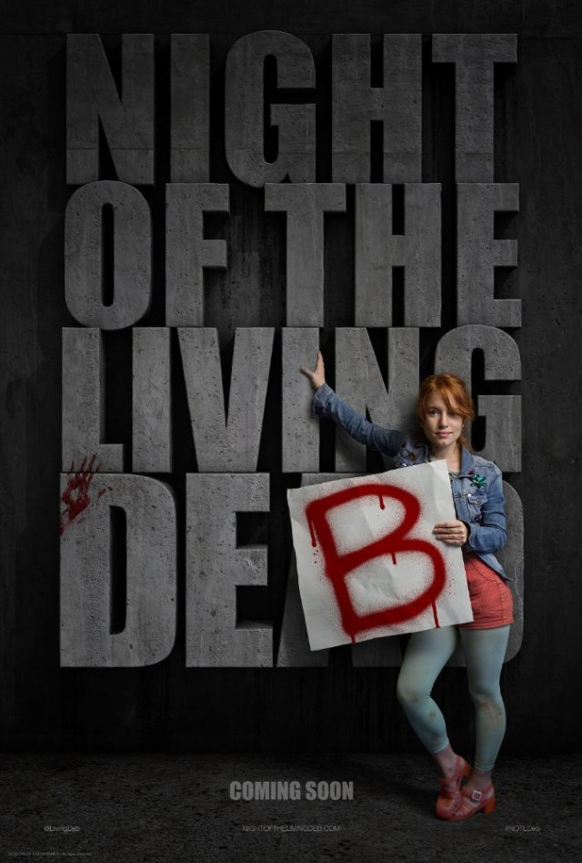Night of the Living Deb 2015 Movie Free Download