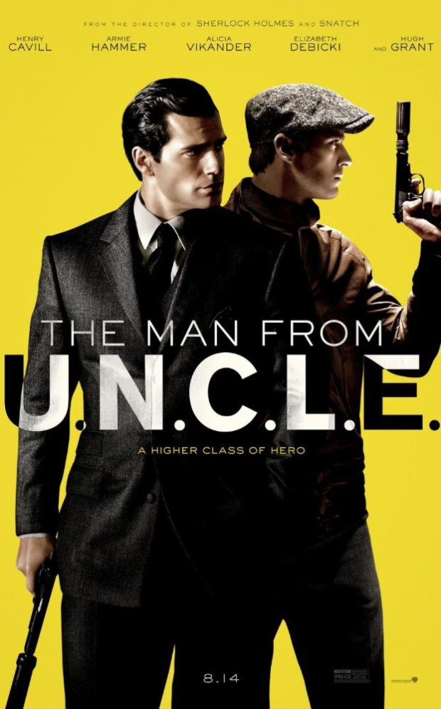 The Man From U.N.C.L.E. 2015 Movie Watch Online Free
