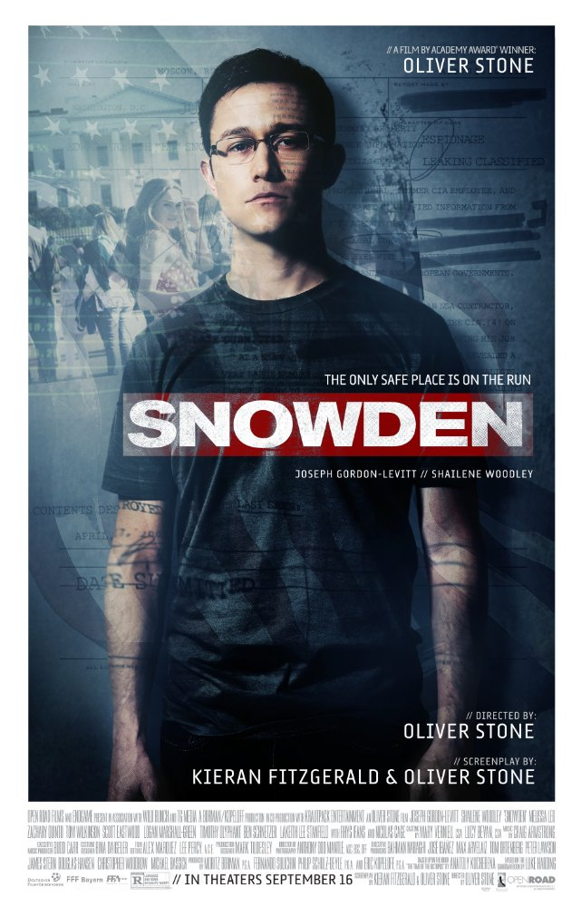 Snowden 2016 Movie Free Download