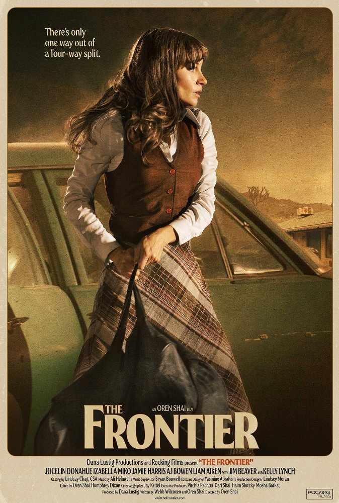 The Frontier 2015 Movie Watch Online Free