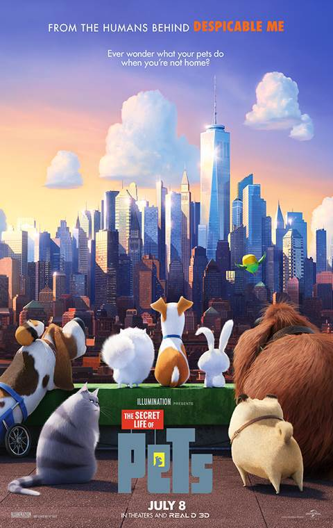 The Secret Life of Pets 2016 Hindi Dubbed Movie Free Download