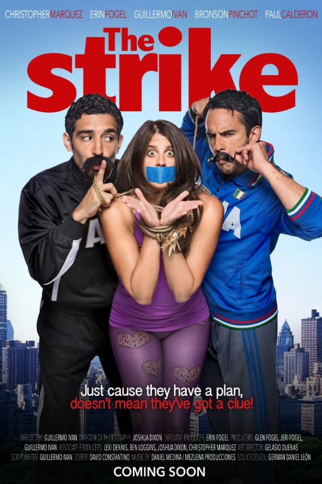 The Strike 2016 Movie Watch Online Free